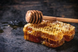 organic honey, bee death, certified organic
